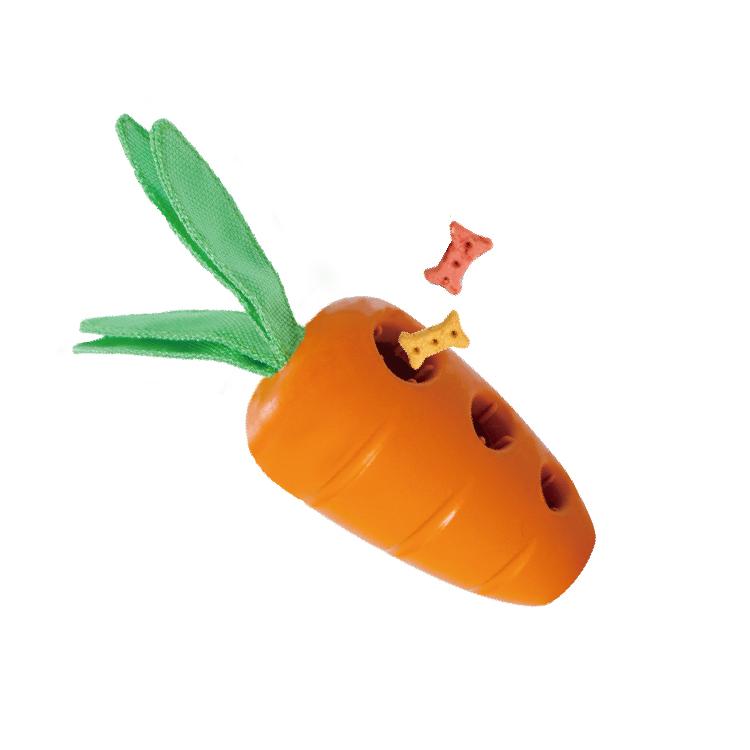 美國 Petstages 狗玩具 益智胡蘿蔔