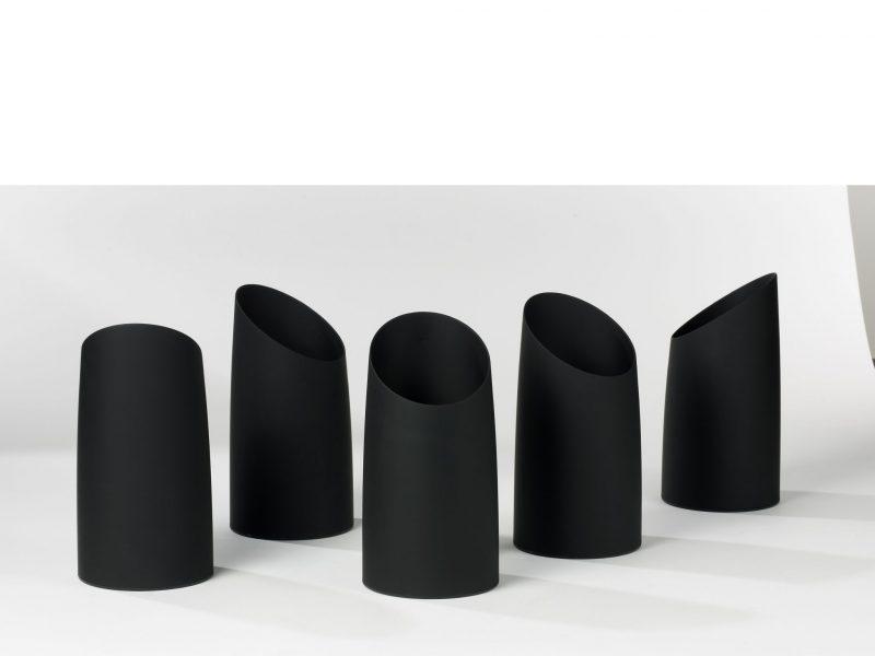丹麥 nuance 黑色冰桶