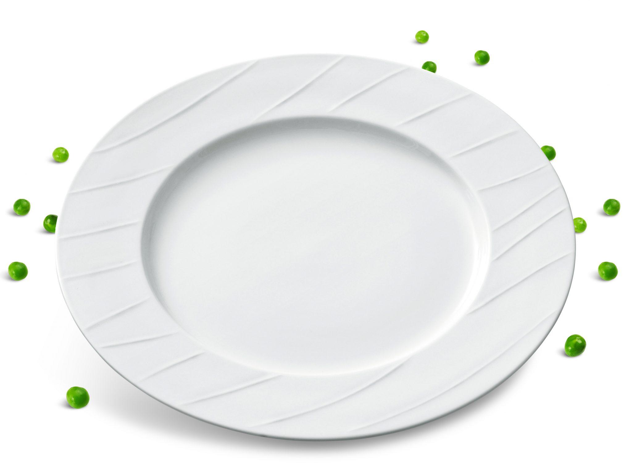 丹麥 nuance 極簡沙拉餐盤組 27CM (4PCS)
