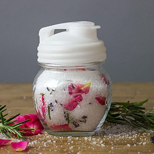 美國 reCAP 梅森罐專用 飲料隨行杯蓋 (白色)