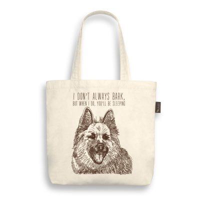 Play-環保購物袋-德國狼犬