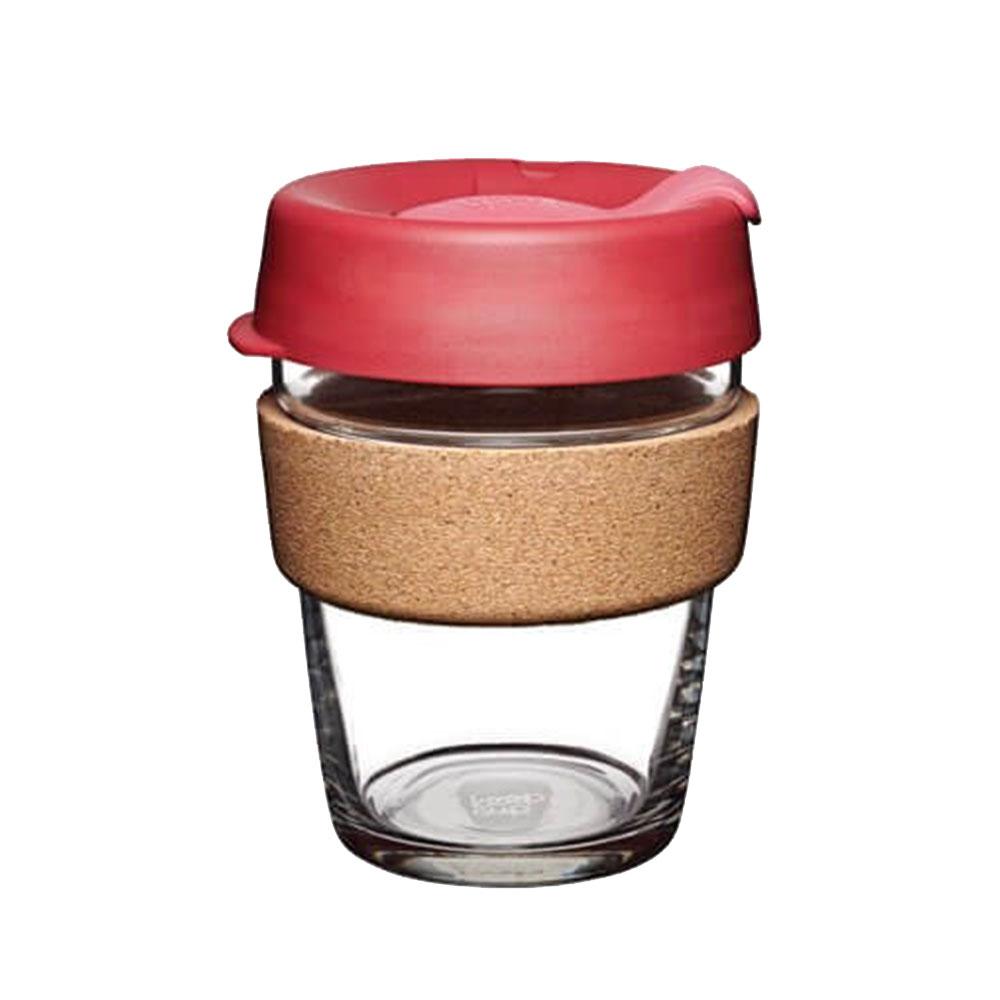 澳洲 KeepCup 隨身咖啡杯 軟木系列 M - 熱情