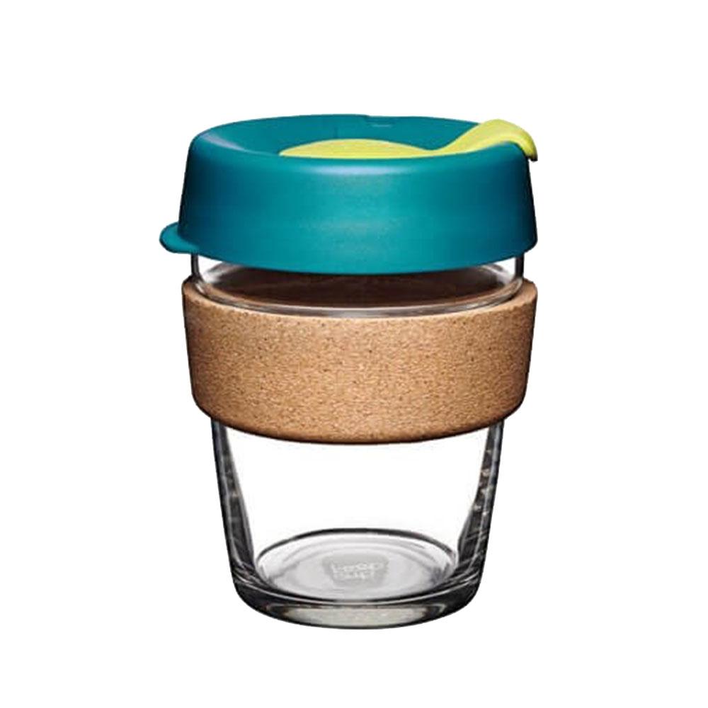 澳洲 KeepCup 隨身咖啡杯 軟木系列 M - 沉靜