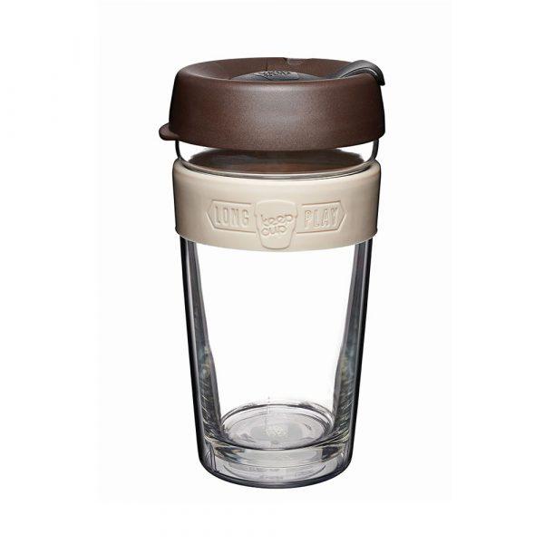 澳洲 KeepCup 雙層隔熱杯 L - 巧克力摩卡