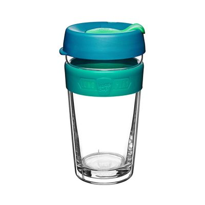 澳洲 KeepCup 雙層隔熱杯 L - 清翠