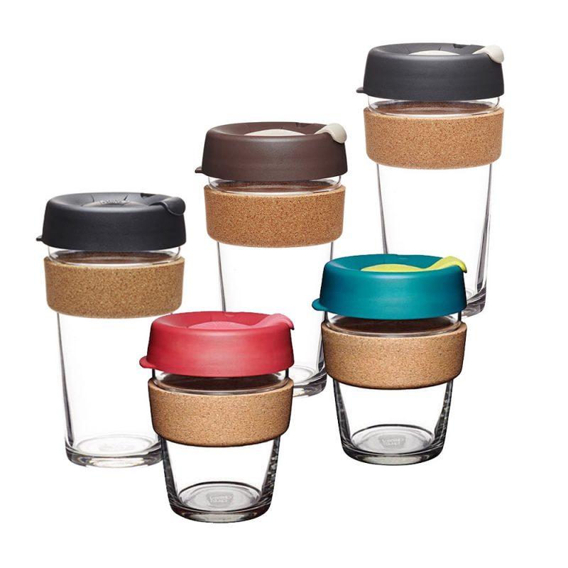 澳洲 KeepCup 隨身咖啡杯 軟木系列 M / L