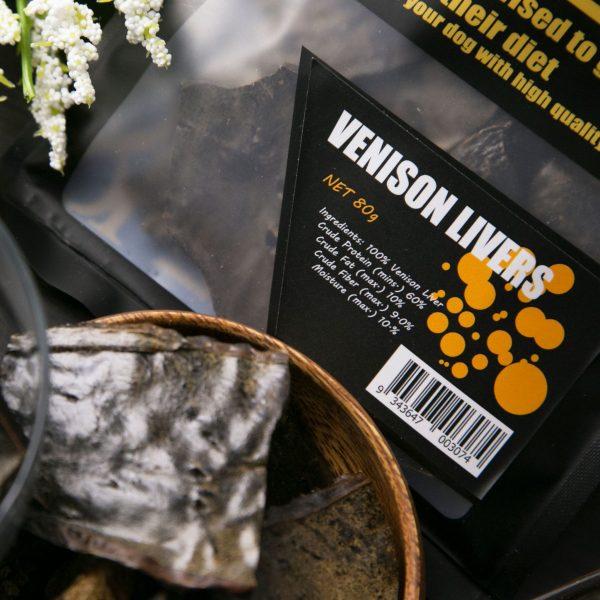 PET PACK 貝貝嗑 鹿肝片