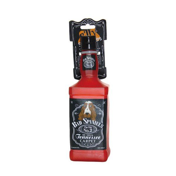 美國 Silly Squeakers 啾啾酒瓶系列 壞犬角瓶