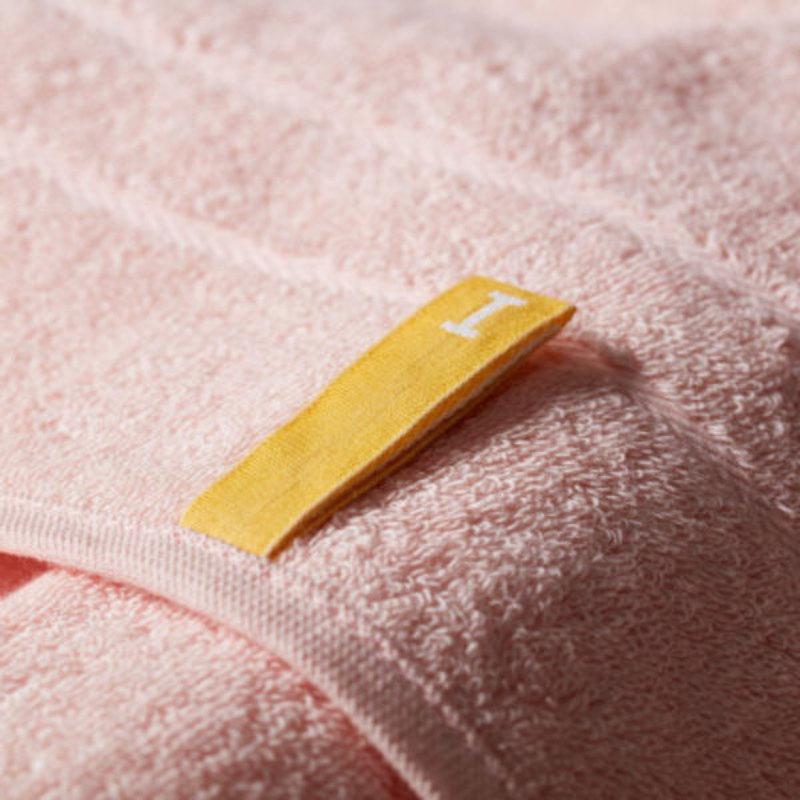 日本 今治毛巾 池內有機浴巾 經典120系列 (粉紅)