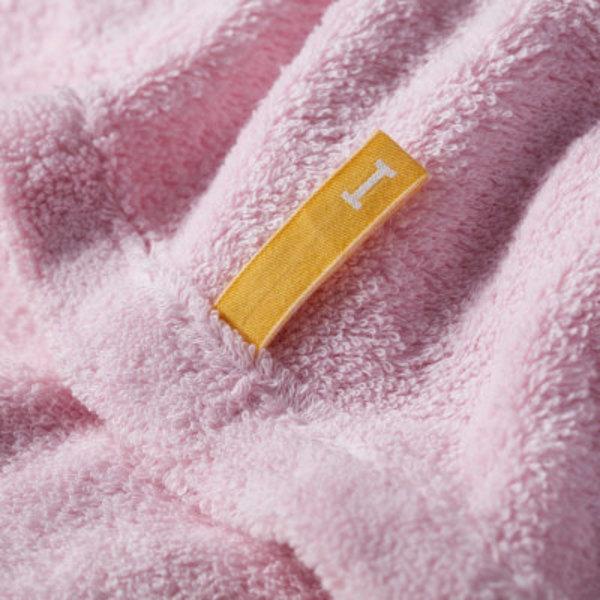 日本 今治毛巾 池內有機浴巾 極柔520系列 (粉紅)