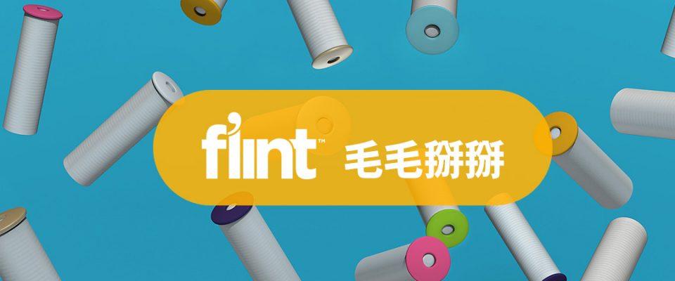 美國 Flint 毛絮滾輪
