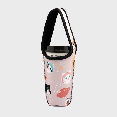 BLR 環保 飲料提袋 Zhi 聯名款 家貓系列