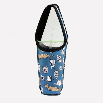 BLR 環保 飲料提袋 張寧 聯名款 狗狗