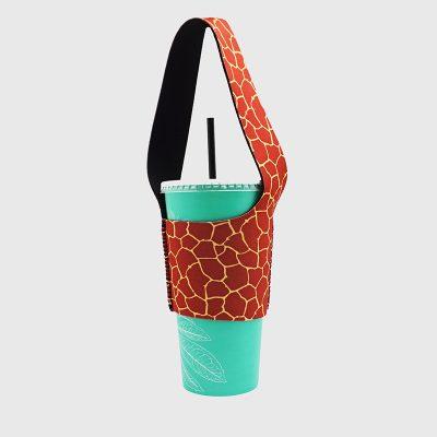 BLR 環保飲料提袋 杯袋 袋我走 長頸鹿