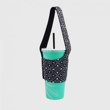 BLR 環保飲料提袋 杯袋 袋我走 墨窗花