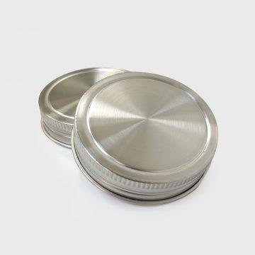 Ball 梅森罐專用 不鏽鋼密封蓋 (窄口)