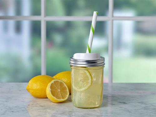 Ball 梅森罐 寬口標準隨行杯蓋組