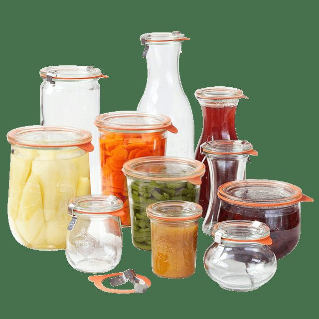 德國 WECK 玻璃密封罐