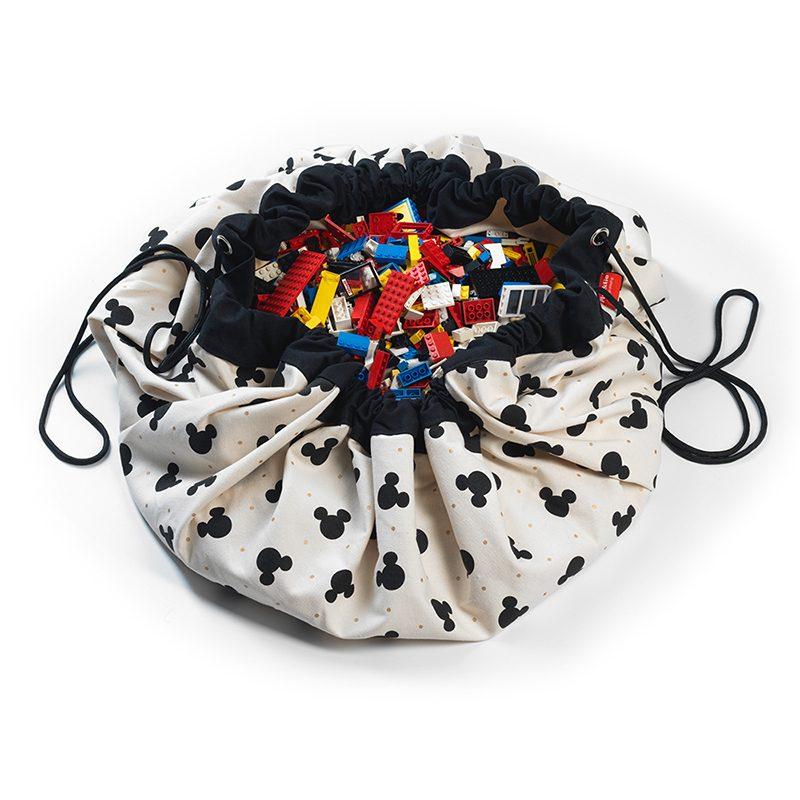 比利時 play & go 玩具整理袋 迪士尼限定聯名款 (米奇)