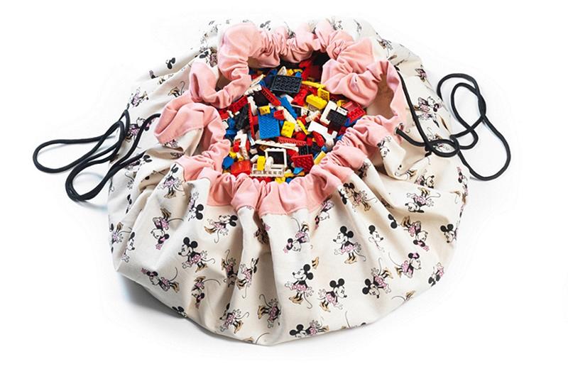 比利時 play & go 玩具整理袋 迪士尼限定聯名款 米妮