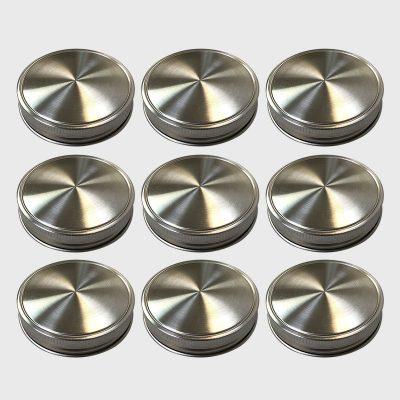 Ball 梅森罐專用 不鏽鋼蓋多入組 (寬口)