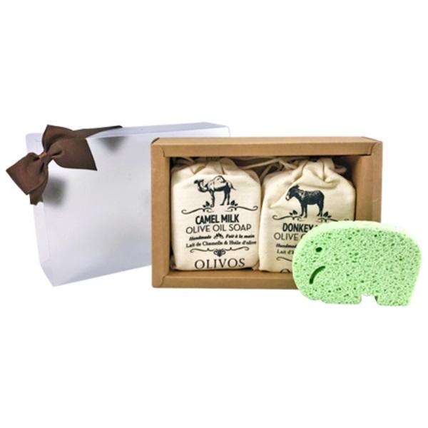 Olivos 奧莉芙的橄欖 保濕美肌禮盒