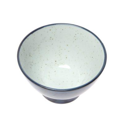 750美濃燒藍紋碗02