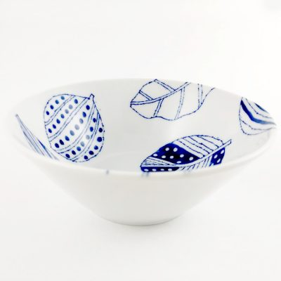 日本 美濃燒 素雅風 瓷碗