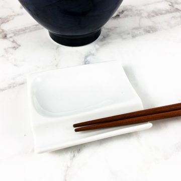 750_日本美濃燒多功能筷架白01