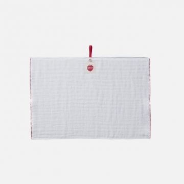 WITH-WECK_配件_純棉六重紗拭巾(白)1