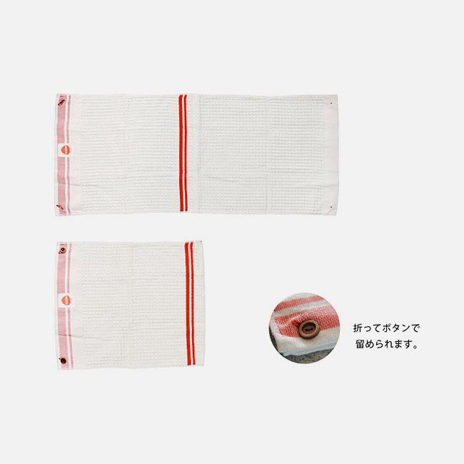 日本 WITH WECK 銀離子抗菌廚用吸水布