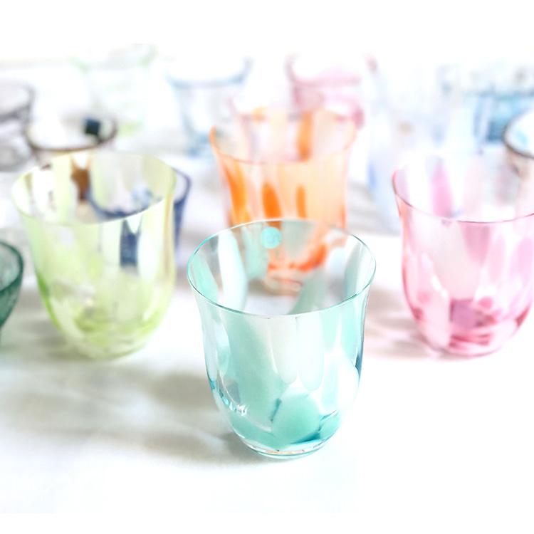 日本 津輕 手工玻璃杯 水杯 (五款可選) 280ml