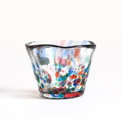 日本 津輕 手工玻璃杯 (夜祭) 50ml