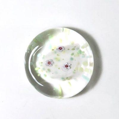 2000x玻璃筷架-春梅1