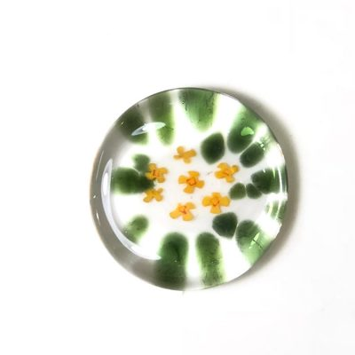 2000x玻璃筷架-秋桂花1