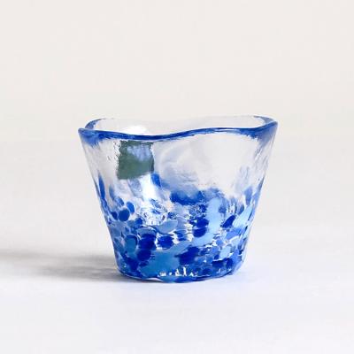 日本 津輕 手工玻璃杯 (雲海) 50ml