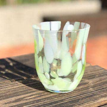 日本 津輕 手工玻璃杯 水杯 (新芽) 280ml