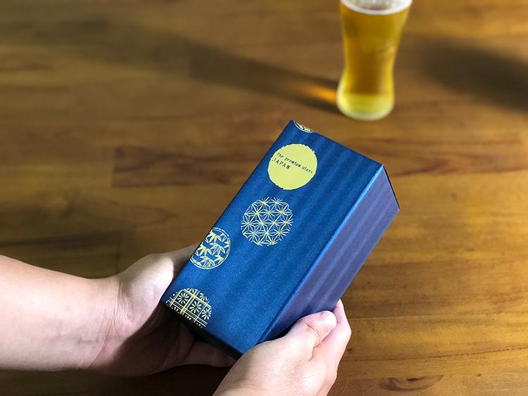 日本 石塚哨子 霧面 丸紋 玻璃杯 啤酒杯 單入禮盒 4