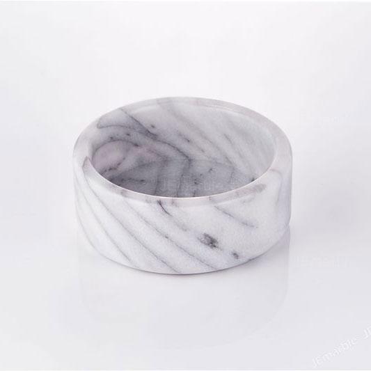 JEmarble 大理石酒瓶座 多功能置物盤 (2色可選)
