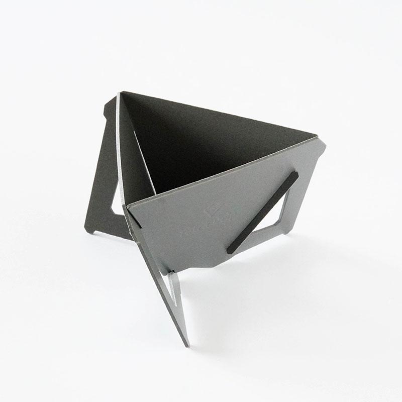 日本製【MUNIEQ】 Tetra Drip 攜帶型濾泡咖啡架 02PG