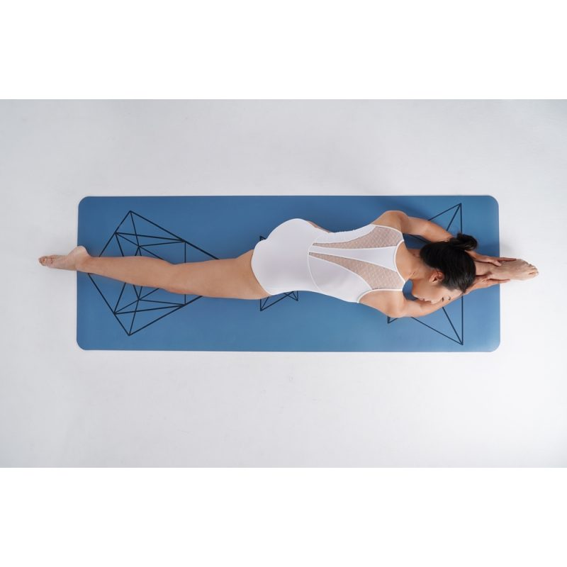 Clesign Pro Yoga Mat 瑜珈墊 4.5mm - Blue