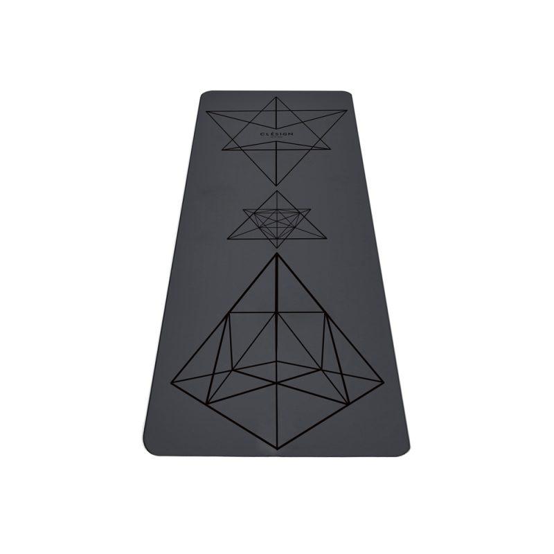 Clesign Pro Yoga Mat 瑜珈墊 4.5mm - Black