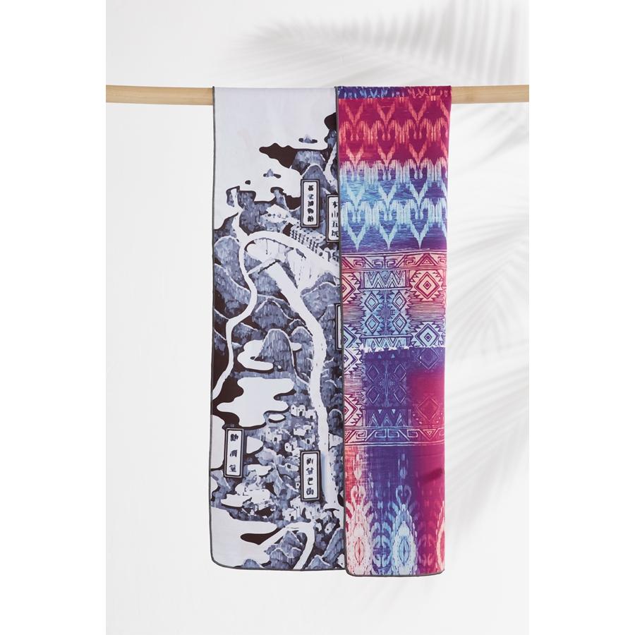 Clesign OSE ECO 瑜珈舖巾 – D01 Folk Taiwan