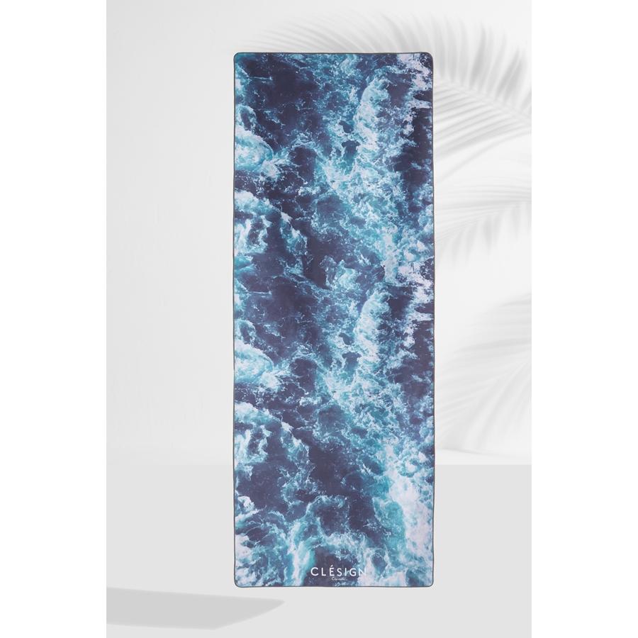 Clesign OSE ECO 瑜珈舖巾 – D12 Blue Sea