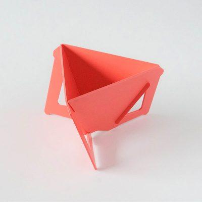 日本製【MUNIEQ】Tetra Drip 攜帶型濾泡咖啡架 02PR