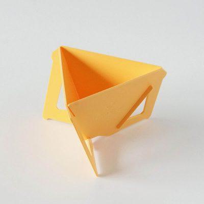 日本製 【MUNIEQ】Tetra Drip 攜帶型濾泡咖啡架 02PY