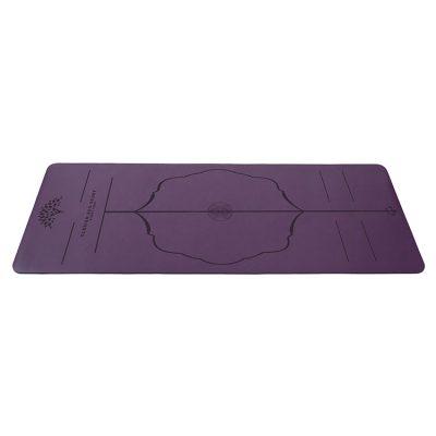 Clesign Pro Yoga Mat 瑜珈墊 2mm - Purple