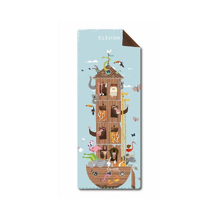 Clesign OSE 兒童瑜珈墊 3mm - C03 Noah's Ark