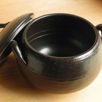 【日本永新陶苑 】 萬古燒 炊飯土鍋(3合)