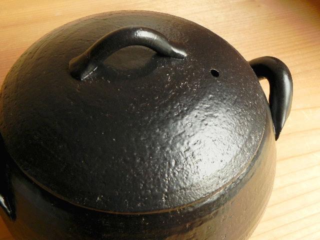 【日本永新陶苑 】 萬古燒 炊飯土鍋(3合) 1